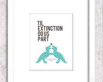 Til Extinction Do Us Part/Dino Love