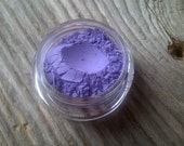 Iris - Light Low Satin Shimmer Purple Eyeshadow Shimmer Fairy Dust Moon Pastel Purple