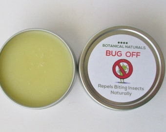 Mosquito Repellent Balm, Solid Natural Insect Repellent,Essential Oil Bug Balm