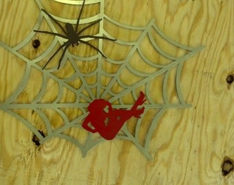 Pinup in Metal - Spider