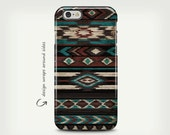 Aztec iPhone 6 Case Unique iPhone 6 Plus Case Cool iPhone 5 Case Tough Case iPhone Covers Wood iPhone 5c Case Vintage Aztec Art Pretty Cases