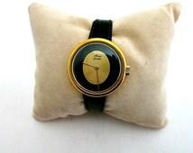 Maurice Guerdat Swiss Gold Plated Ladies Watch