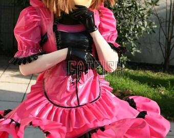 Lolita Latex Dress