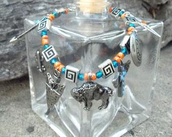 Desert Dweller Charm Bracelet