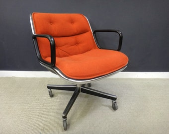 Vintage Knoll Office Chair-On Sale