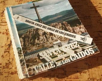 Vintage Snapshots of Santa Cruz Del Valle De Los Caidos, Spain 1962