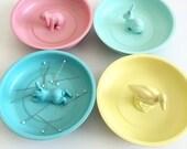 Magnetic Animal Pin bowls - Free shipping!