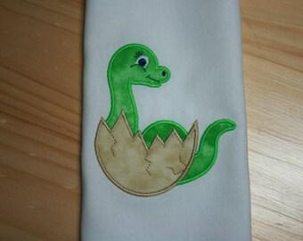 Dino 003 Applique Design