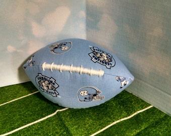 Miniature Carolina Tar Heels Football