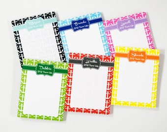 Custom Notepad, 4 x 5