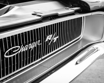 Charger R/T, Cool wall art, Wall art for men, Dodge muscle cars, Mopar muscle cars, Gift for car lovers, Boys room wall décor,Automobile art