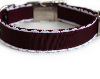 Add Vintage French Lace to Any Collar