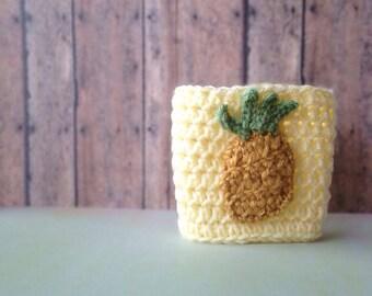 Pineapple Drink Cozy
