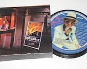 ELTON JOHN Coasters  vinyl record coaster set