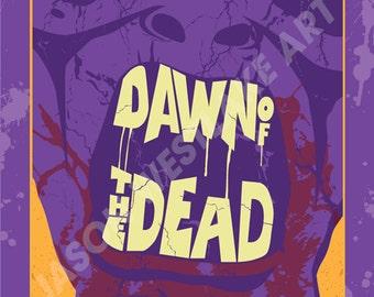 Dawn of the Dead print