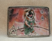 Finley IPA of the Month Belt Buckle