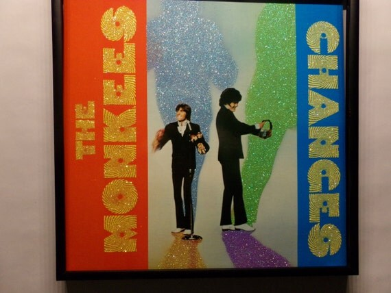 Glittered Album - The Monkees - Changes
