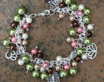 Ganesh Charm Bracelet