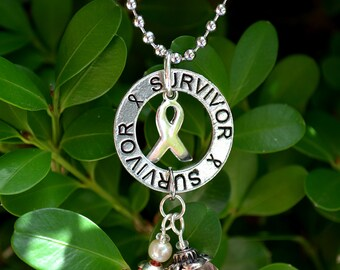 Cancer Survivor Necklace
