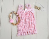 Girl Birthday outfit, pink and gold first birthday outfit, first birthday outfit, first birthday girl outfit, pink birthday outfit, pink