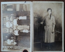 Vintage postards arax photo studios schenectady albany and surrounding cities W. H. Pearce  studios  unknown studios black and white child
