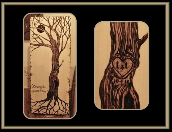 5 Year Anniversary Gift Wood Anniversary By