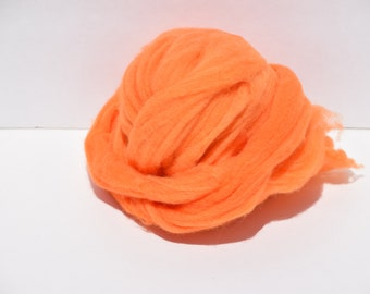 Sunset Orange Cormo Top