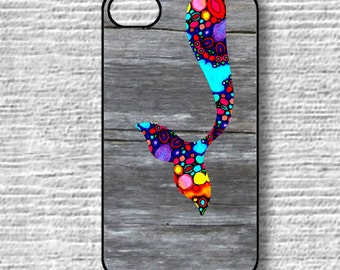 Mermaid iPhone 5s / iphone 6 case / mermaid tail case / iPhone 4 Case / iPhone 4s Case / Samsung Galaxy s4 s3 /  iPhone Cover