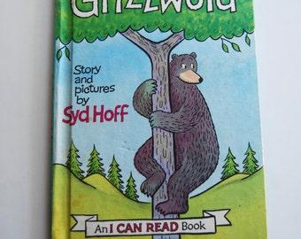Vintage Children's Book, Grizzwold