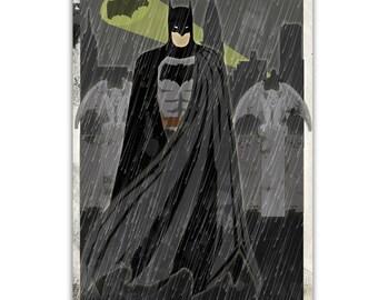 Batman Poster design