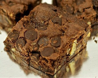 Special Antistress Brownies (Gluten-Free)