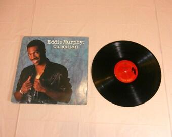 Eddie Murphy: Comedian LP Music Album record BL 39005