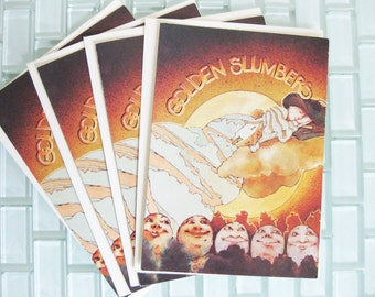 Beatlegraphics Golden Slumbers - Lennon McCartney Card 1969
