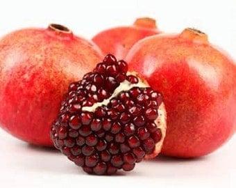 1/2 Ounce Pomegranate Flavor Oil