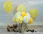 Shades of Yellow Bouquet (12 count)