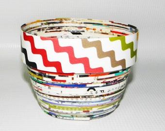 Handmade Paper Bowl Dish