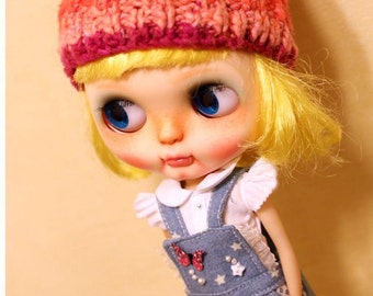 LeLe Queen — 【SALL】rompers & White shirt.Blythedoll.