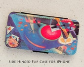 Phone case - Kandinsky -  iPhone 4, 5 or 6 case - Samsung Galaxy -  HTC - Sony - LG - wallet flip case - cover