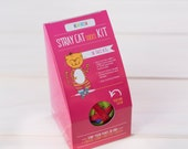 Stray Cat Sock Kit - CREATE IT YOURSELF