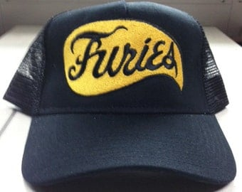 The Furies trucker cap The Warriors movie cult classic