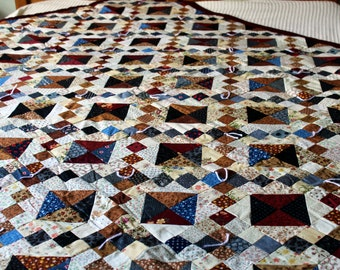 Traditional Patchwork Quilt