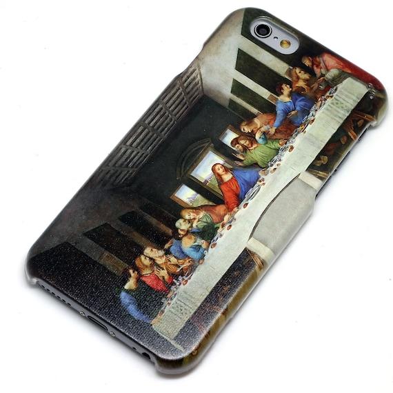 Last Supper Jesus Design Phone Case iPhone 6, 7, SE, 6 Plus, 7 Plus ...