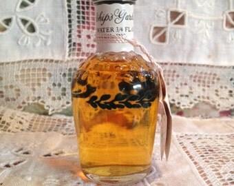 Shulton Friendship's Garden 3/4 oz Toilet Water Perfume