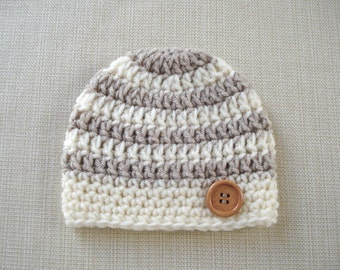 Crochet Newborn hat Baby boy hat Newborn boy hat Crochet baby hat Boy Newborn beanie hat Newborn baby boy photo prop hat New born hat Outfit