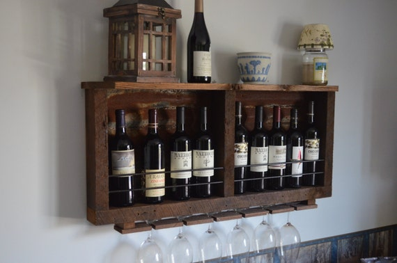 barnwood wine rack rustic wine rack reclaimed barn wood with rusted tin barn 1489