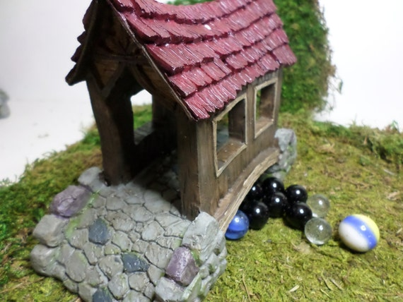 Items Similar To Fairy Garden Bridge Gnome Bridge Garden