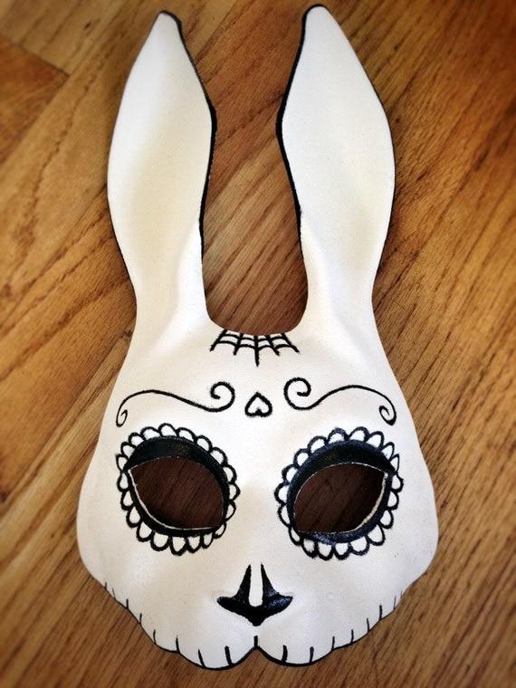 jour v nitien bioshock colleuse sugar skull lapin masque. Black Bedroom Furniture Sets. Home Design Ideas