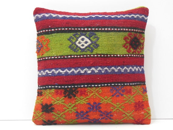 burnt orange pillows decorative pillow by DECOLICKILIMPILLOWS