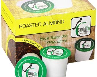 Roasted Almond, Single Serve Rooibos Tea Pod (Pack of 10)