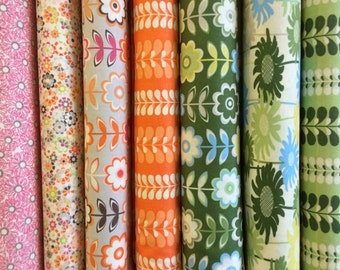 In My Room Cotton Fabric by Jean Morrison & Free Spirit! [Choose Your Cut Size]